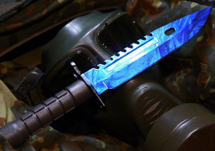 M9 Bayonet CS:GO Doppler Phase 4 Knife